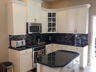 Kitchen Renew White Cabinet Refacing Kitchen