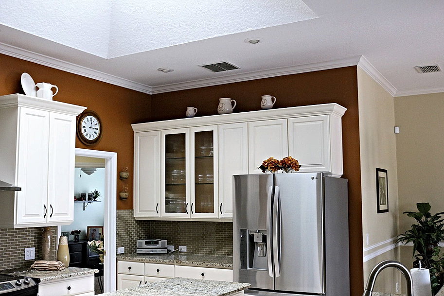 kitchen renew is a custom cabinet refacing company serving central florida we offer a wide variety of colors and door selections to choose from - Kitchen Cabinet Refacing Companies