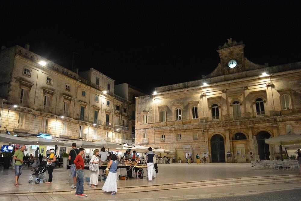 Ostuni_Piazza_Night_Espressino_Travel_Puglia_Tour.JPG