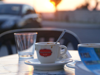The perfect caffe