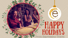 Christmas in Italy: Seasons Greetings from the Salento!