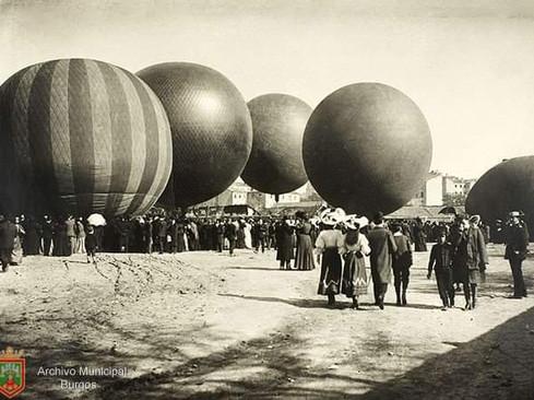 """Un gran acontecimiento en Burgos en 2026 como """"El día del sol negro"""" de 1905"""