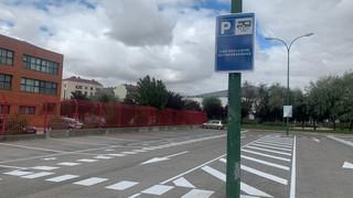 Nuevo aparcamiento de caravanas en Burgos