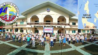 ¿Conoces el Burgos de Filipinas?