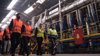 Kronospan tendrá ramal ferroviario