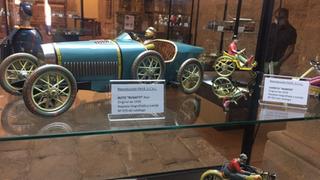 Barbadillo del Mercado acoge una exposición única de juguetes antiguos