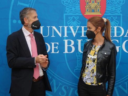La UBU y el Ayuntamiento de Miranda retoman la creación del campus mirandés