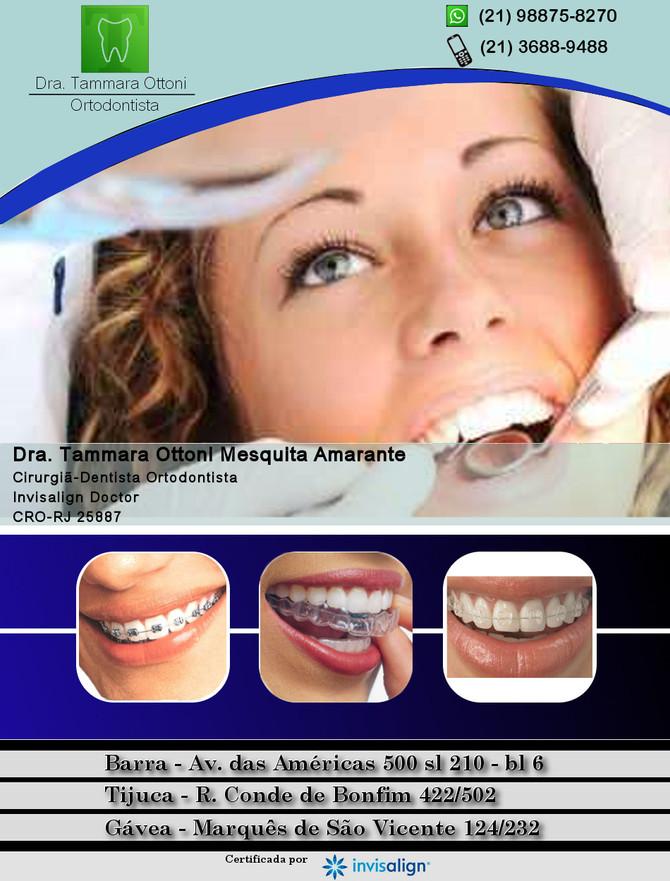 Projeto Logotipo e Cartão Virtual (Odontologia)