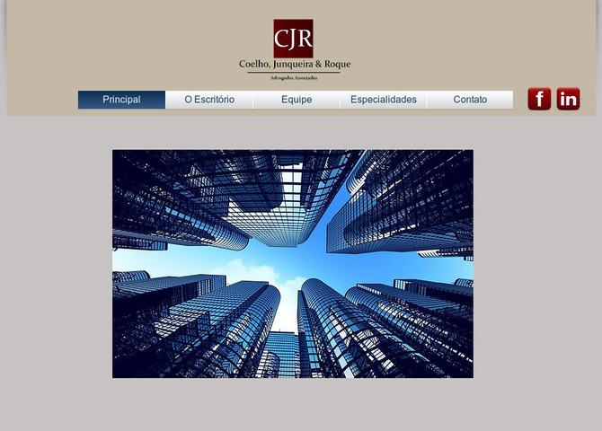Site\Mobile e Redes Sociais - Coelho, Junqueira & Roque