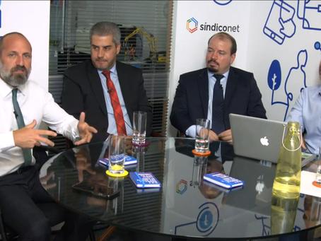 Advogado André L. Junqueira participa de  Webinar SindicoNet