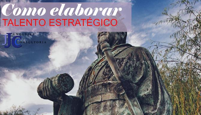 Política de Marketing: Compreensão do Talento Estratégico