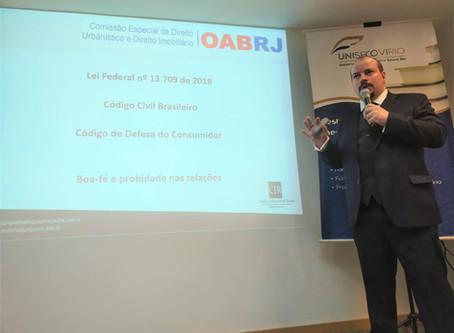 André Luiz Junqueira - Lei Proteção de Dados