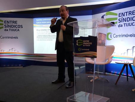 André Luiz Junqueira - I Entre Síndicos Centrimoveis