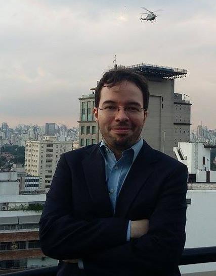 Publicitário, Consultor e Palestrante Rafael Junqueira