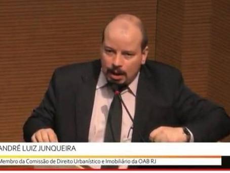 André Luiz Junqueira II Congresso de Direito Condominial
