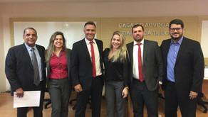 Caroline Roque - Comissão de Direito Imobiliário da OAB/Barra