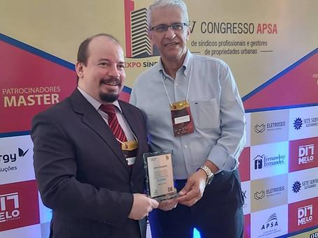 IV Congresso APSA - André L. Junqueira