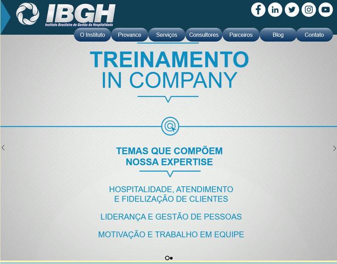 Site\Mobile Responsivo - IBGH