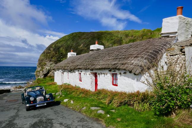 Devamog on tour in the Isle of Man