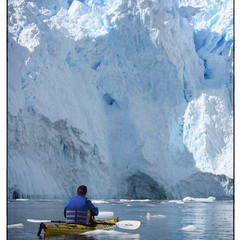 Glacier study