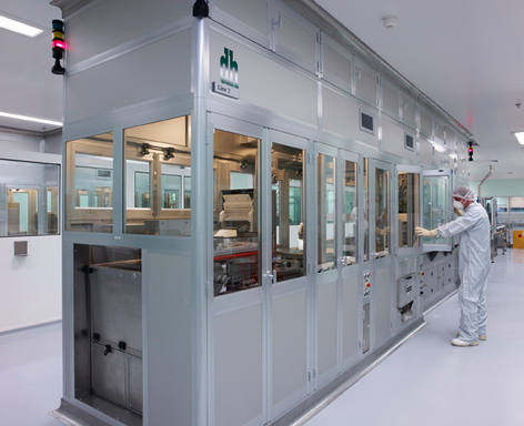 Laboratory in Cheshire