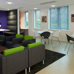 Office Restauants Manchester Airport
