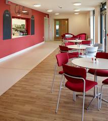 Hospital Cafe Manchester