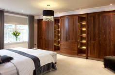 Master Bedroom Show Home