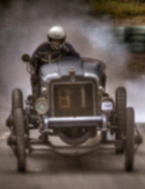 Brasier Voiture De Course 1908 VSCC ©Kev