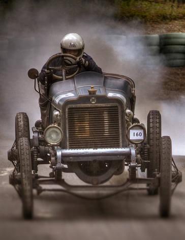 Brasier Voiture De Course 1908 VSCC