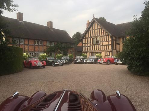 Visit to Wollerton Old Hall Garden