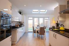 Kitchen Show Home Cheshire