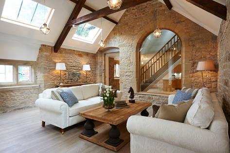 Lounge Show Home
