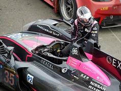 Le Mans 24hr The Win Morgan