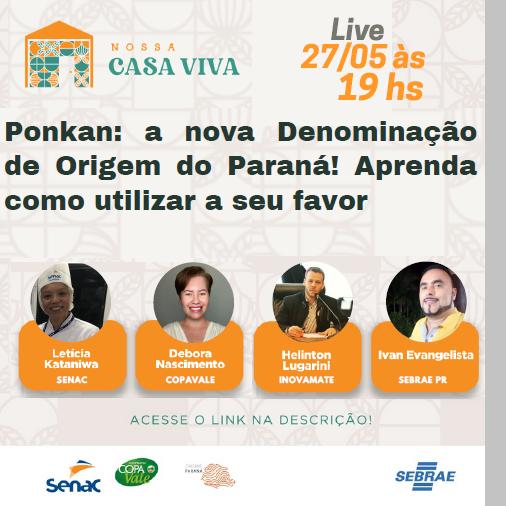 Ponkan: a nova Denominação de Origem do Paraná. Aprenda como utilizar a seu favor