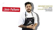 Chef Lênin Palhano no Morretes Chef 2020