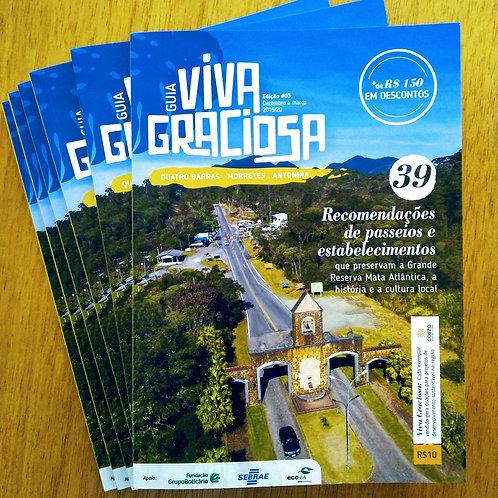 Guia Viva Graciosa (impresso)