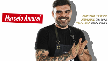 Chef Marcelo Amaral no Morretes Chef 2020