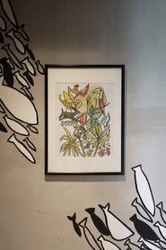 CHAOS HOTEL BUKIT BINTANG ART DECORATION