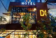 FACADE OF CHAOS HOTEL BUKIT BINTANG