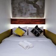 CHAOS HOTEL BUKIT BINTANG STANDARD ROOM