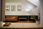 CHAOS HOTEL BUKIT BINTANG LIVING LOUNGE