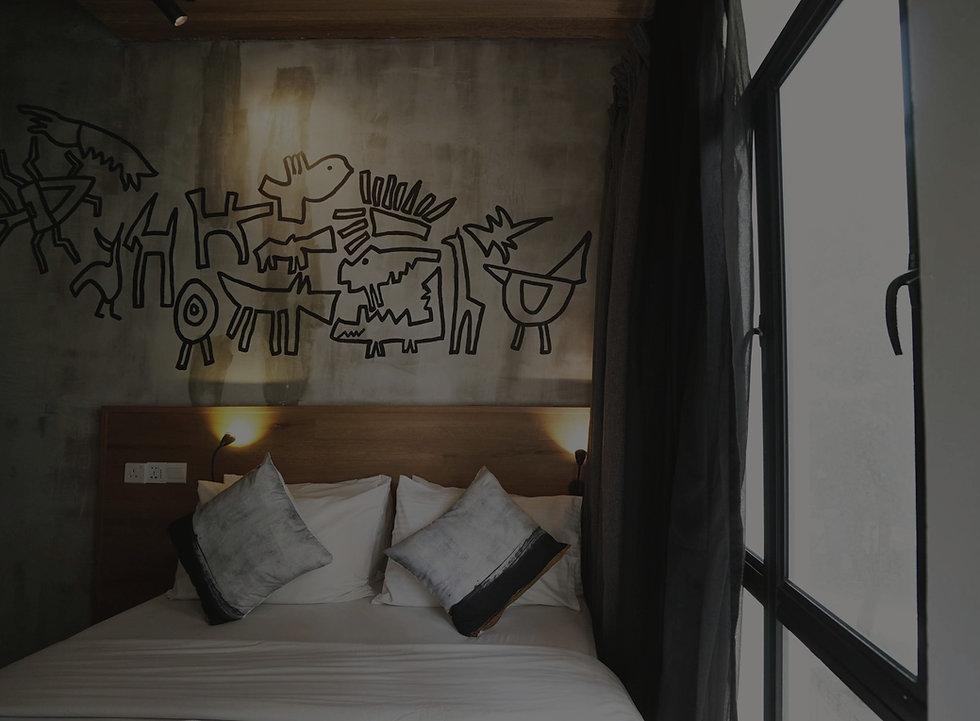 CHAOS HOTEL DELUXE ROOM IN BUKIT BINTANG