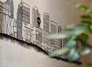 CHAOS HOTEL BUKIT BINTANG WALL MURAT ART