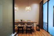 CHAOS HOTEL BUKIT BINTANG DINING ROOM