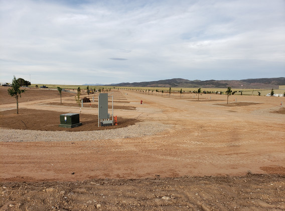 Site view