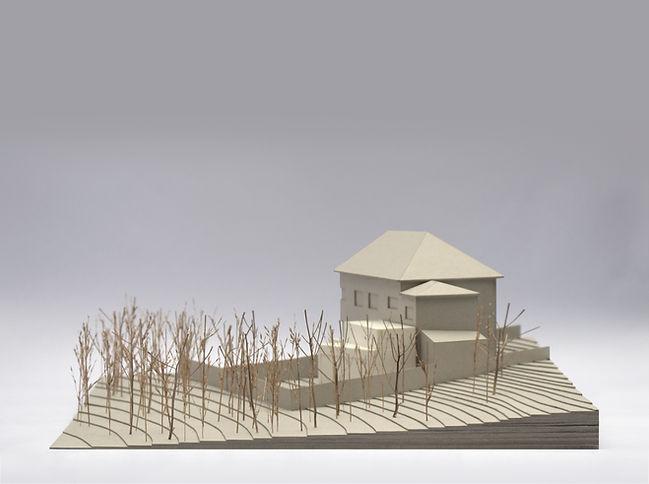 Decent Goodfellow Architects - Elmbridge Avenue Model