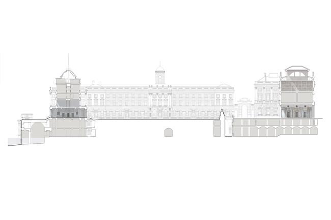 Decent Goodfellow Architects - Somerset House