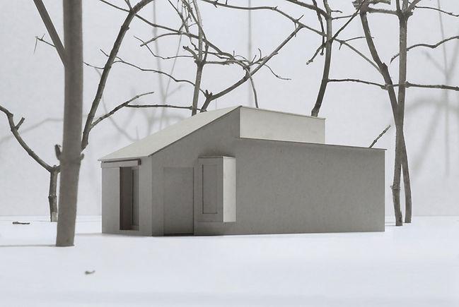 Decent Goodfellow Architects - Artists Studio Model