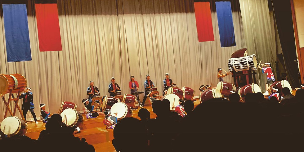 Dosojin Taiko Drum Concert